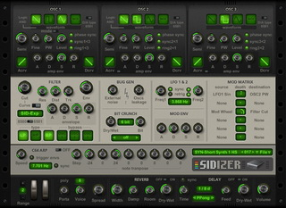 SIDizer full screenshot